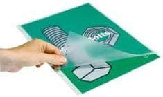 GBC žepki za plastificiranje A4, 125 mic, 100 kosov