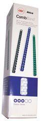 GBC Špirala PVC za vezavo GBC, 14 mm, bela, 100 kom
