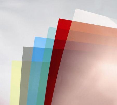 GBC folija A4 0,15 mm, 100 kosov, prozorna