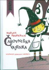 Marian Broderick: Čarovniška vajenka