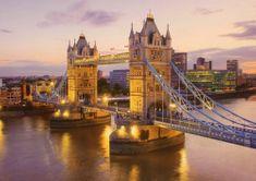 Clementoni slagalica HQC - Tower Bridge (39022)