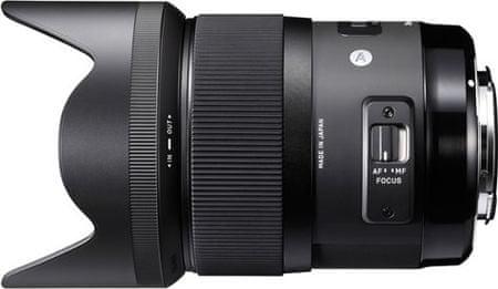 Sigma 35mm f/1.4 DG HSM Art (Canon) objektív