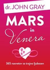 Dr. John Gray: Mars in Venera
