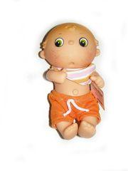 Corolle Les Beedibies fantek v oranžnem