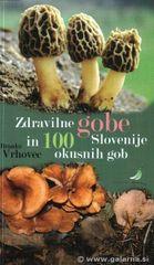 Zdravilne gobe Slovenije, Branko Vrhovec (mehka, 2010)