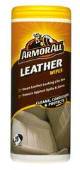 Armor robčki za čiščenje in zaščito usnja All Leather Wipes