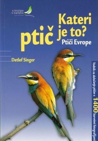 Detlef Singer: Kateri ptič je to?, mehka