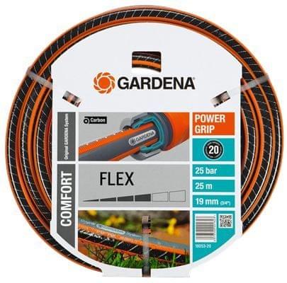 Gardena cev s Power Grip profilom, 25 m, 19 mm (18053-20)