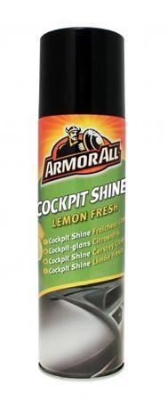 Armor sprej za čiščenje armaturne plošče All Fresh Shine Cockpit, vonj sveže limone