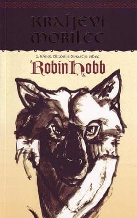 Robin Hobb, Kraljevi morilec, II. knjiga trilogije Dinastije Videc
