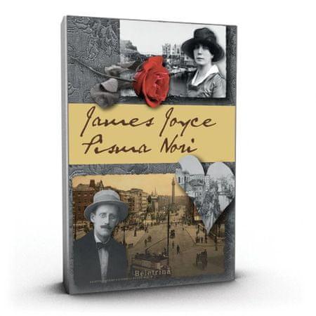 James Joyce: Pisma Nori