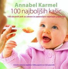 Annabel Karmel: 100 najboljših kašic
