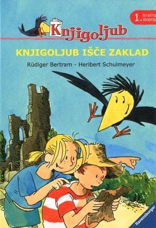 Rüdiger Bertram: Knjigoljub išče zaklad