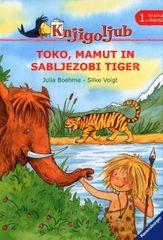 Julia Boehme: Toko, mamut in sabljezobi tiger