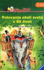 Jules Verne, Ursel Scheffler: Potovanje okoli sveta v 80 dneh
