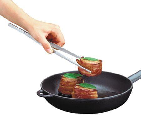 Pinceta do mięsa
