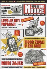 Primož Suhodolčan: Živalske novice - 24 kur v mreži 2, trda