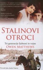 Stalinovi otroci, Owen Matthews (2013)