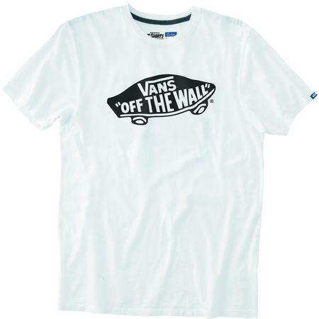 Vans moška majica s kratkimi rokavi OTW, belo/črna, L