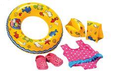 Heless Set na plávanie pro 35-45cm