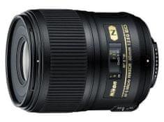 Nikon objektiv 60mm f/2.8G ED AF-S Micro