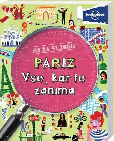 Klay Lamprell: Pariz: Vse, kar te zanima