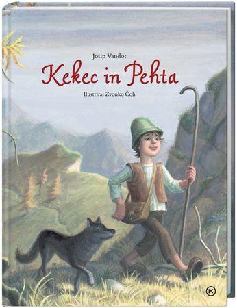 Josip Vandot, Andrej Rozman Roza: Kekec in Pehta, trda
