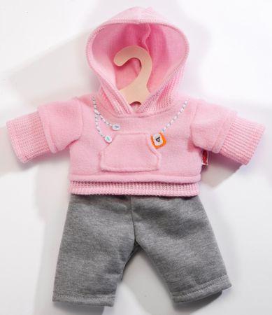 Heless Bluza i spodnie, różowy