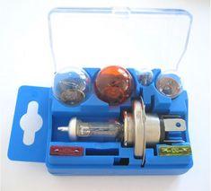 Komplet rezervnih žarulja H4 (12 V)