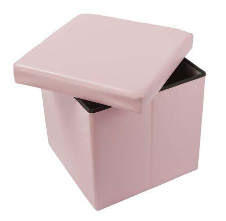 Škatla tabure TA01-R, roza