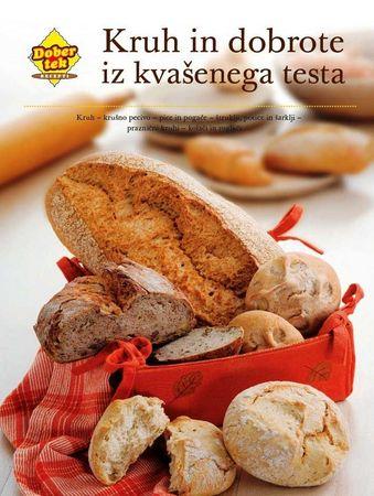 Revija Dober tek: Kruh in dobrote iz kvašenega testa