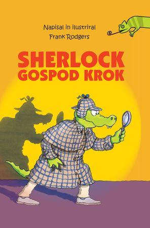 Frank Rodgers: Sherlock gospod Krok