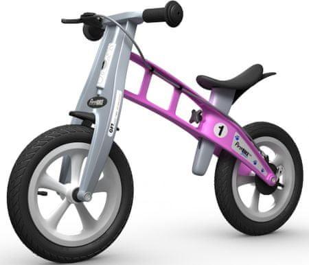 First BIKE Street Gyakorló kerékpár, Rózsaszín