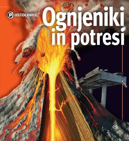 Ognjeniki in potresi, Ken Rubin (broširana, 2012)
