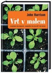 Vrt v malem, John Harrison (trda, 2013)