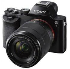 Sony digitalni fotoaparat Alpha A7 ILCE-7KB + SEL-2870