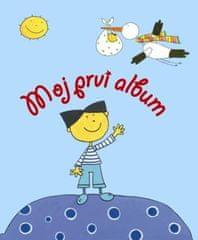Urška Stritar, Moj prvi album (za dečke), Novorojenčkov komplet za fantka
