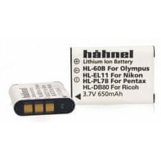 Hähnel Baterija Hahnel Li-Ion Li-60B (HL-60B), za Olympus