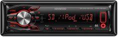 Kenwood Electronics KMM-361SD (USB/FLAC/MP3/AUX) Autórádió