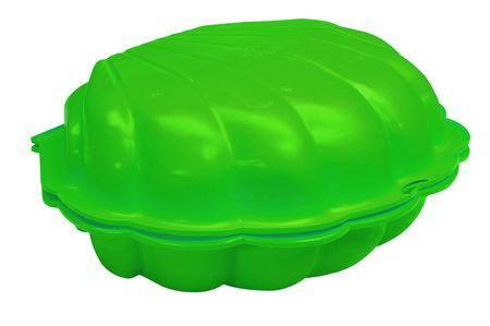 Paradiso sandbox/bazen školjka, zelena