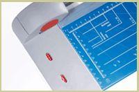 Dahle Rezalnik papirja z okroglim rezilom 505, 320 mm