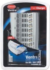 Hähnel Polnilec baterij Hahnel Ventra 8