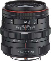 Pentax Objektiv HD DA 20-40 mm F2,8-4 ED Limited DC WR