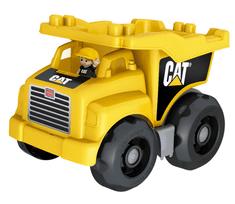 MEGA BLOKS CAT Nákladní auto s kostkami - velké