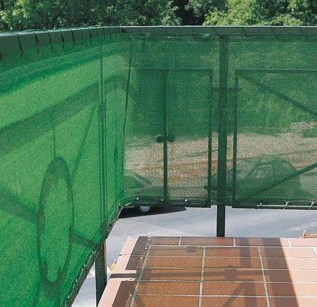 Windhager Zaštitna ograda, 5 x 1,5 m, zelena