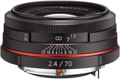 Pentax Objektiv HD DA 70 mm F2,4 Limited