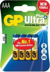 GP Baterije Batteries Ultra Plus AAA, 4 kom