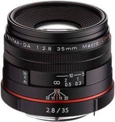 Pentax Objektiv HD DA 35 mm F2,8 Macro Limited