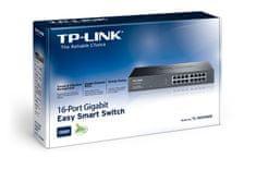 TP-Link Gigabitni switch TP-Link TL-SG1016DE, 16-portni