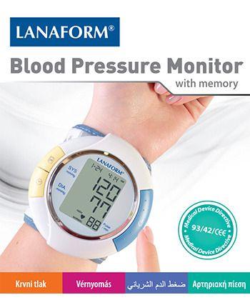 Lanaform tlakomjer za na zapešće